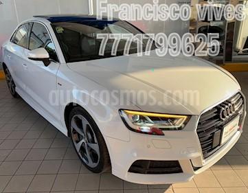 Audi A3 2.0L S-Line DSG usado (2018) color Blanco precio $469,900
