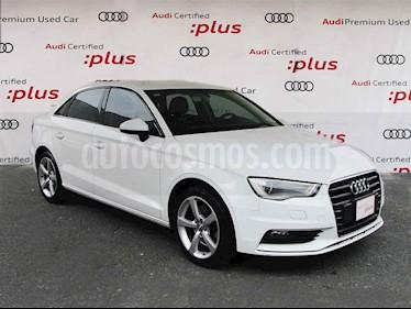 Audi A3 3p Ambiente L4/1.8/T Aut usado (2016) color Blanco precio $270,000