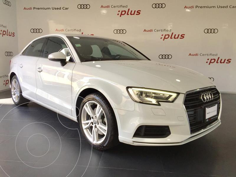 Foto Audi A3 Sedan 2.0L Dynamic Aut usado (2019) color Blanco precio $490,000
