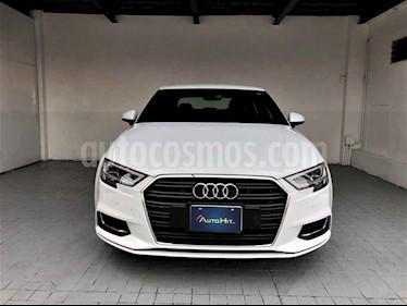 Audi A3 2p 2.0 TFSI 190 hp Select usado (2017) color Blanco precio $387,000
