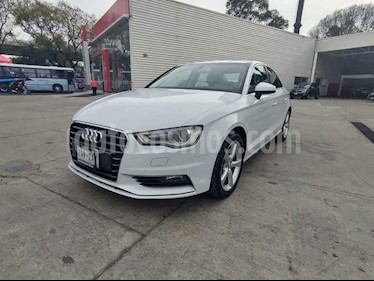 Audi A3 4p Sedan Attration L4/1.4/T Aut usado (2015) color Blanco precio $250,000