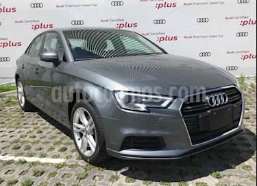 Audi A3 Sedan 2.0L Dynamic Aut usado (2018) color Gris precio $389,001
