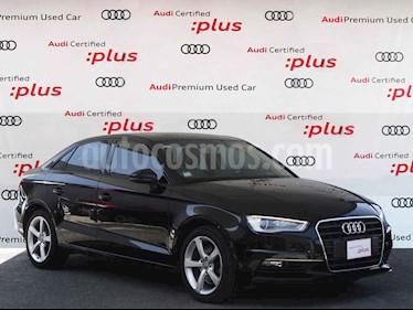Audi A3 4p Sedan Ambiente L4/1.8/T Aut usado (2016) color Negro precio $305,000