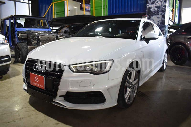 Audi A3 1.8L S Line Aut usado (2016) color Blanco precio $327,000