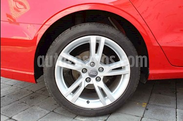 Audi A3 Sedan 1.4L Dynamic Aut usado (2018) color Rojo precio $310,000