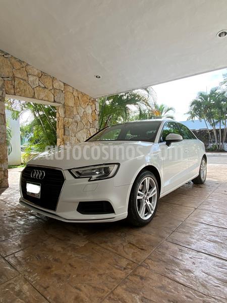 Audi A3 1.4L Dynamic Aut usado (2017) color Blanco Glaciar precio $295,000