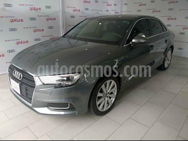 Audi A3 4p Sedan Select L4/2.0/T Aut usado (2019) color Gris precio $470,000