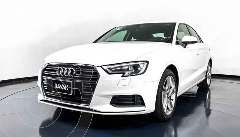 Foto Audi A3 1.4L Dynamic usado (2017) color Blanco precio $322,999
