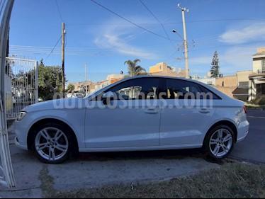 Audi A3 Sedan 1.4L Dynamic Aut usado (2017) color Blanco precio $305,000