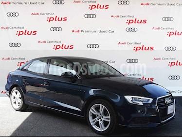 Audi A3 4p Sedan Dynamic L4/1.4/T Aut usado (2018) color Azul precio $290,000