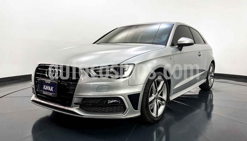 Audi A3 1.8L S Line Aut usado (2014) color Plata precio $267,999