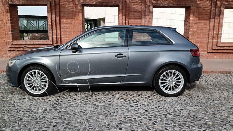 Audi A3 1.4L Ambiente Aut usado (2013) color Gris precio $178,000
