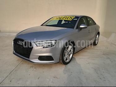 Audi A3 Sedan 1.4L Dynamic Aut usado (2018) color Plata precio $348,700