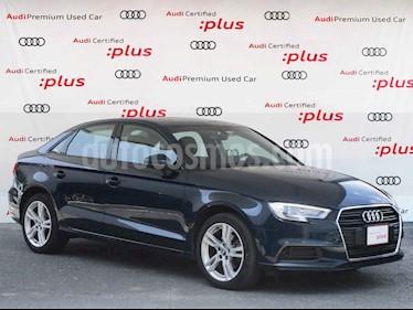 Audi A3 4p Sedan Dynamic L4/1.4/T Aut usado (2018) color Azul precio $355,000