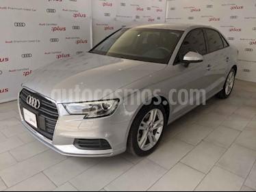 Audi A3 4p 2.0 Sedan 40 TFSI Dynamic usado (2020) color Plata precio $485,000