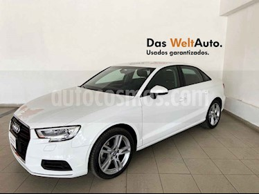 Audi A3 4p Sedan Dynamic L4/2.0/T Aut usado (2018) color Blanco precio $369,995