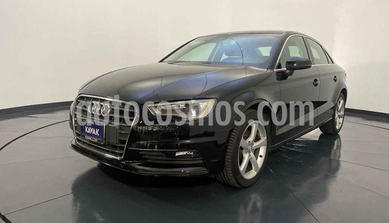 Audi A3 Cabriolet 1.8L Attraction Aut usado (2016) color Negro precio $312,999