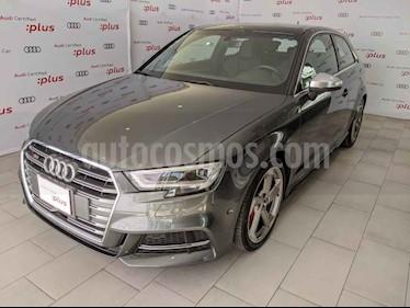 Audi A3 2.0L S-Line Aut usado (2018) color Gris precio $625,000