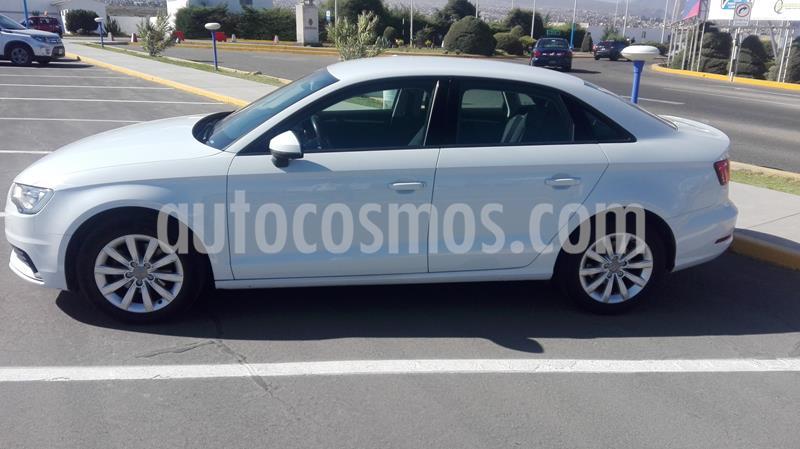 Audi A3 1.4 T FSI  usado (2015) color Blanco Glaciar precio u$s16,000
