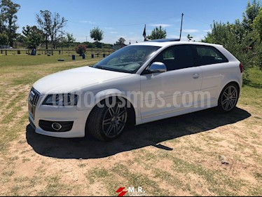 Foto venta Auto usado Audi A3 S3 2.0 T FSI Quattro (2009) color Blanco Ibis precio $960.000