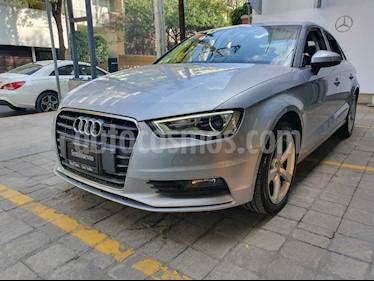 Foto venta Auto usado Audi A3 Sedan 1.4L Ambiente Aut (2016) color Plata precio $285,000