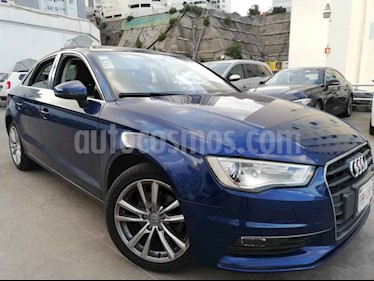 Foto Audi A3 Sedan 1.4L Attraction Aut usado (2016) color Azul precio $280,000