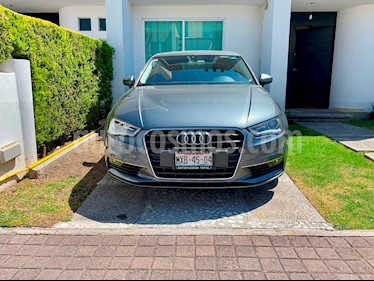 Foto Audi A3 Sedan 1.4L Attraction Aut usado (2016) color Gris precio $300,000