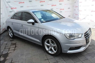 Foto venta Auto usado Audi A3 Sedan 1.4L Attraction Aut (2016) color Plata precio $305,000