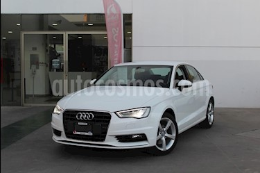 Foto venta Auto usado Audi A3 Sedan 1.4L Attraction Aut (2016) color Blanco precio $289,000