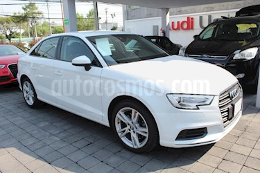 Foto venta Auto Seminuevo Audi A3 Sedan 1.4L Dynamic Aut (2018) color Blanco precio $395,000