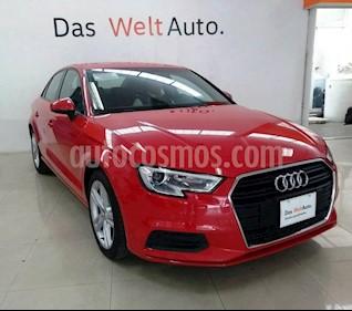 Foto venta Auto Seminuevo Audi A3 Sedan 1.4L Dynamic Aut (2017) color Rojo precio $345,000