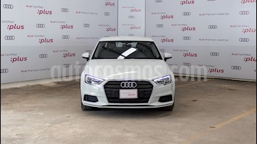 Foto venta Auto usado Audi A3 Sedan 1.4L Dynamic Aut (2018) color Blanco precio $380,000