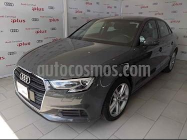 Foto Audi A3 Sedan 1.4L Dynamic Aut usado (2018) color Gris precio $338,000