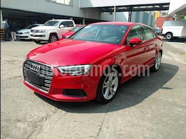 Foto venta Auto Seminuevo Audi A3 Sedan 1.4L Dynamic Aut (2017) color Rojo