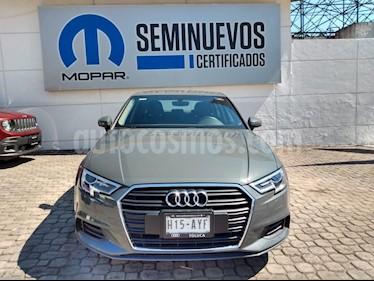 Foto venta Auto Seminuevo Audi A3 Sedan 1.4L Dynamic Aut (2018) color Gris precio $425,000