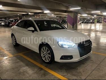 Foto venta Auto usado Audi A3 Sedan 1.4L Select Aut (2018) color Blanco Glaciar precio $395,000