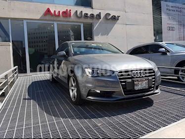 Foto venta Auto usado Audi A3 Sedan 1.8L Ambiente Aut (2016) color Gris precio $285,000