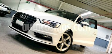 Foto venta Auto usado Audi A3 Sedan 1.8L Ambiente Aut (2016) color Blanco precio $355,000