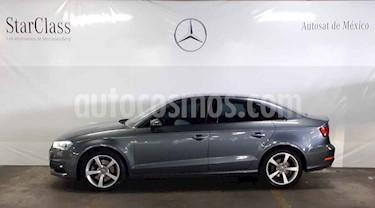 Foto Audi A3 Sedan 1.8L Ambiente Aut usado (2016) color Gris precio $349,000