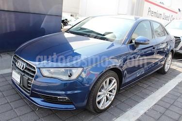 Foto venta Auto Seminuevo Audi A3 Sedan 1.8L Ambiente Aut (2016) color Azul precio $315,000