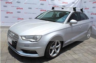 Foto venta Auto usado Audi A3 Sedan 1.8L Ambiente Aut (2016) color Plata precio $295,000
