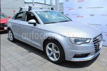 Foto venta Auto usado Audi A3 Sedan 1.8L Ambiente Aut (2016) color Plata precio $305,000