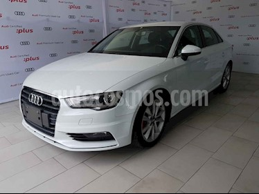 Foto Audi A3 Sedan 1.8L Attraction Plus Aut usado (2016) color Blanco precio $290,000
