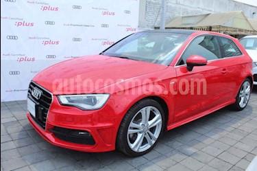 Foto venta Auto usado Audi A3 Sedan 1.8L S Line Aut (2016) color Rojo precio $365,000