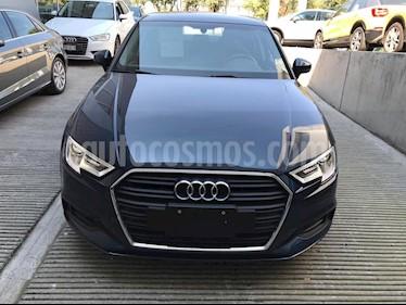 Foto venta Auto Seminuevo Audi A3 Sedan 2.0L Dynamic Aut (2018) color Azul Scuba precio $415,000