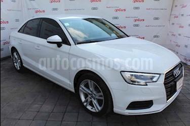 Foto Audi A3 Sedan 2.0L Dynamic Aut usado (2018) color Blanco precio $375,000