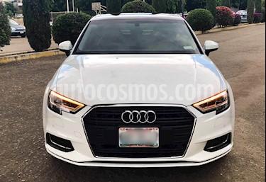 Audi A3 Sedan 2.0L Elite Aut usado (2017) color Blanco precio $350,000
