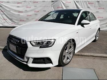 Audi A3 Sedan 2.0L S Line Aut usado (2017) color Blanco precio $439,000