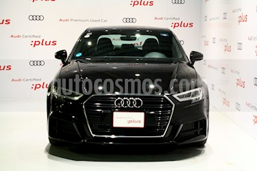 Foto Audi A3 Sedan 2.0L S Line Aut usado (2018) color Negro precio $465,000