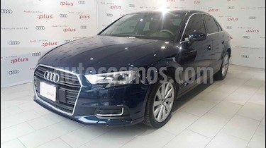Audi A3 Sedan 2.0L Select Aut usado (2019) color Azul precio $490,000